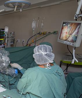 Centro cirúrgico imagem
