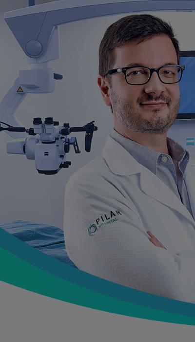 Neurocirurgia é no Pilar